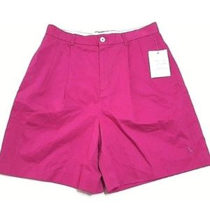 Ralph Lauren 6 Small Pleat Chino Preppy Shorts h5